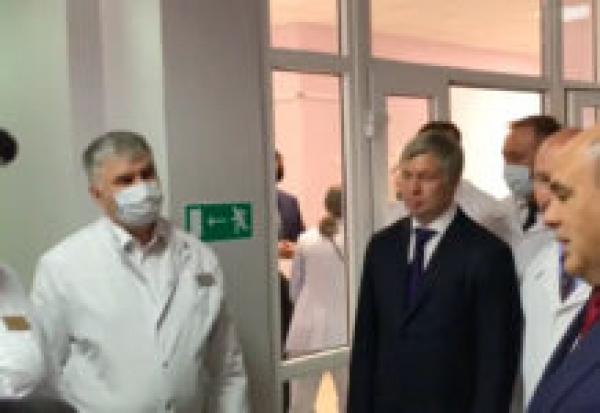 «Грустно смотреть»: Мишустин выделил 160 млнрублей на ремонт и оснащение Ульяновской ОДКБ