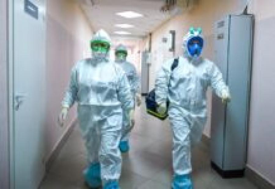 За лечение коронавируса медработникам в общем выплатили 188 млрд рублей