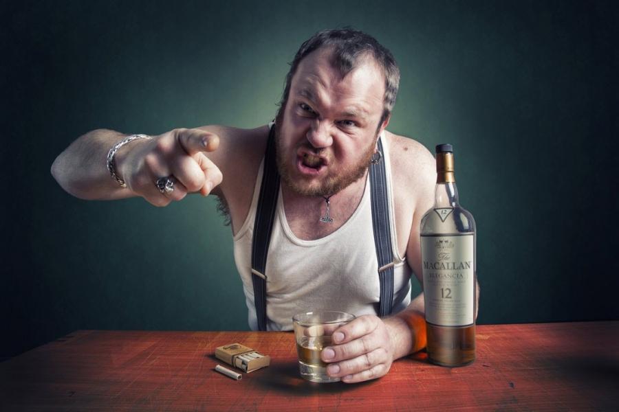 Последствия алкоголизма у мужчин