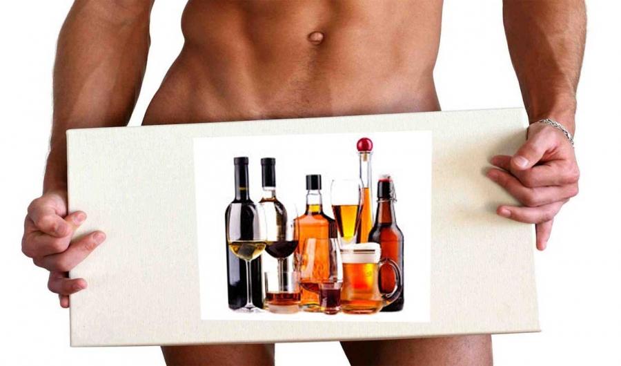 Алкоголизм и потенция у мужчин