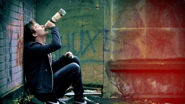 Алкоголизм в молодежной среде