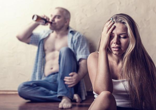 Что делать если муж алкоголик
