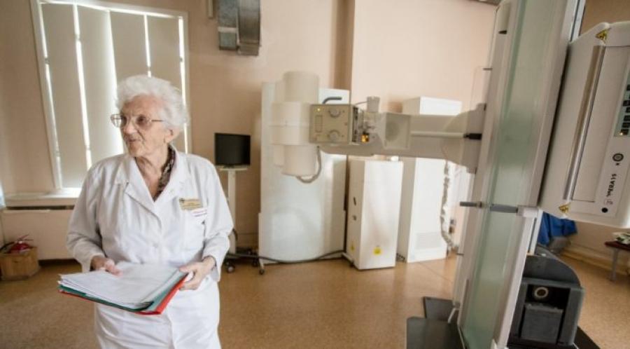 87-летний рентгенолог: Самые лучшие времена в профессии ещё не настали