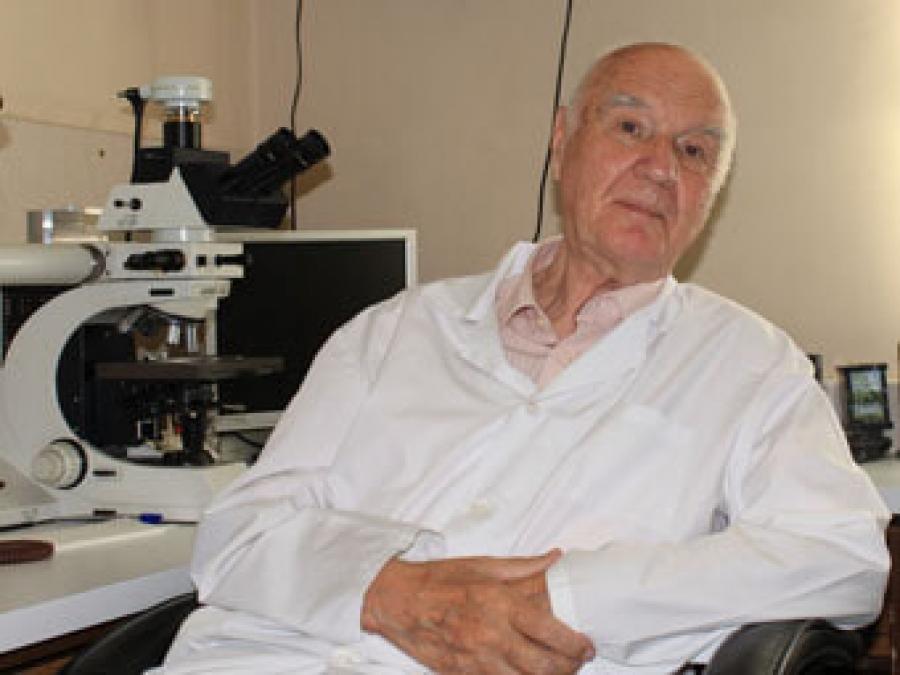 Академику Воробьёву, вылечившему первого ребёнка от острого лейкоза, исполнилось 90 лет