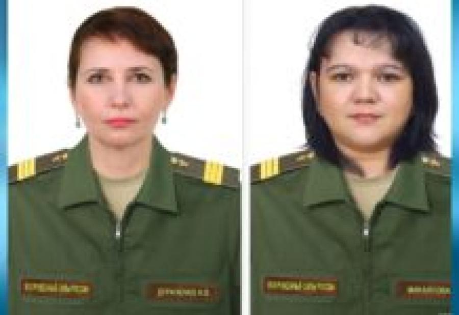 На российской авиабазе в Сирии установили мемориал погибшим там медсёстрам