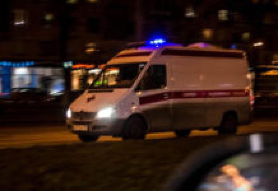 Пьяный омич ударил фельдшера «скорой», отказываясь ехать в больницу