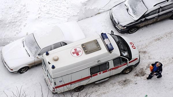 Пьяный петербуржец избил врача
