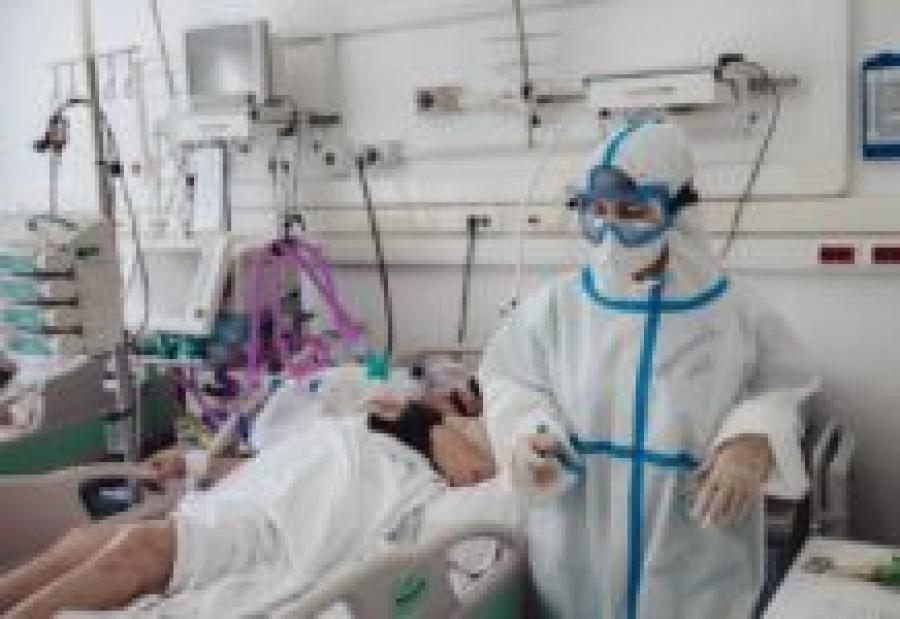 В абхазском ковид-госпитале умер пациент реанимации после скачка электроэнергии