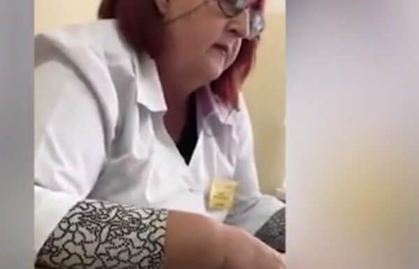 В Краснодарском крае врача уволили из-за видео со скандалящей пациенткой
