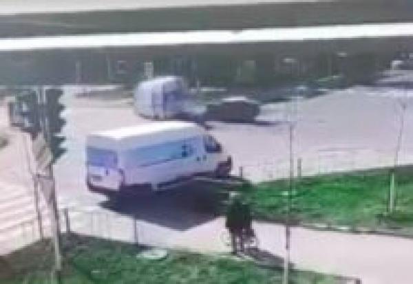 В Тимашевске в ДТП со «скорой» пострадали три человека